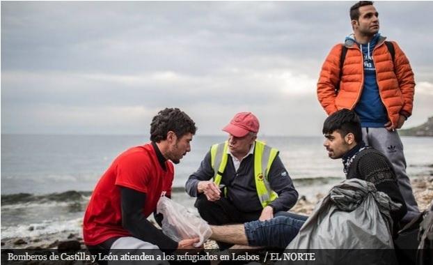 Rescate Refugiados